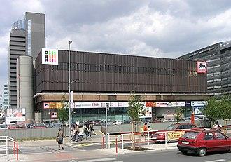 Krč - Budějovické náměstí, Krč