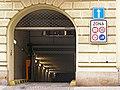 Praha, Vladislavova, ČS garáž 01.jpg