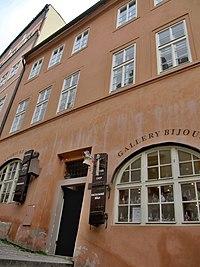 Praha, dům U Pelikána.jpg