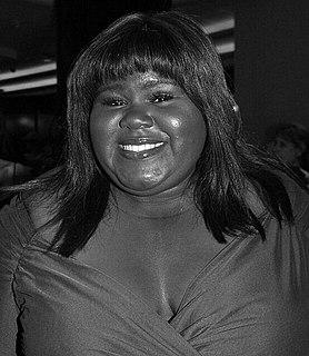 Gabourey Sidibe American actress