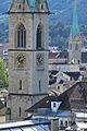 Predigerkirche - Fraumünster - Polyterasse 2012-09-27 14-06-29.jpg