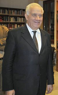 President Carlo Casini at the Historical Archives (6309511268) - cropped.jpg