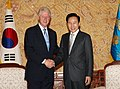 President Lee and Bill Clinton.jpg