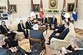 President Trump Meets with Israeli Prime Minister Benjamin Netanyahu (49452467146).jpg