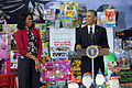 President and first lady support Marine Toys for Tots effort 141210-D-DB155-005.jpg