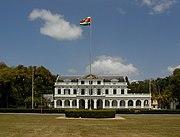 Presidential Palace - Paramaribo