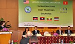 Press Conference at the LMI Infrastructure Best Practices Exchange (8379105409).jpg