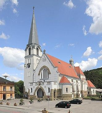 Pressbaum - Parish church
