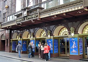 Prince Edward Theatre 2005 - Mary Poppins.jpg