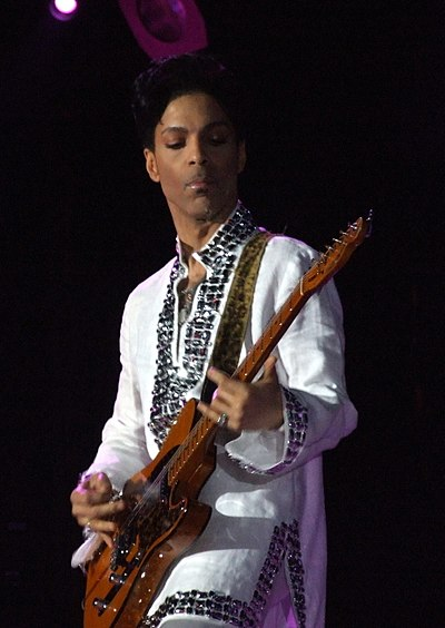 Picture of a band or musician: Prince