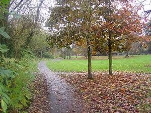 Prince's Park, Liverpool - Image: Princes Park, Liverpool (6)