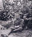 Pripadnika 27. domobranskega pehotnega polka na Piavi.jpg