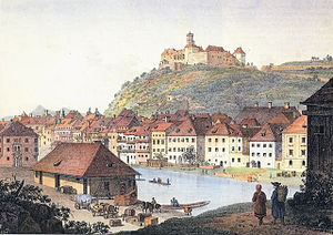 Ljubljana - Ljubljana in the 18th century