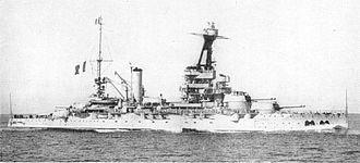 French battleship Lorraine - Image: Provence 1