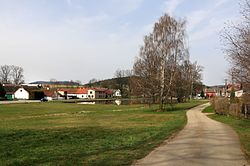 Skyline of Psárov