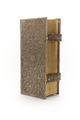 Psalmbok. Band av förgyllt silver täckt av filigran - Skoklosters slott - 92158.tif