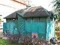 Public toilet. W. - Szabadság Sq., Cegléd.JPG