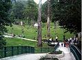 Puente Peatonal - Parque Nacional Herrera Olaya en Bogotá.jpg