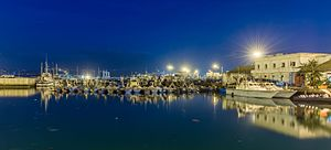 Economy of Tangier - Port of Tangier.