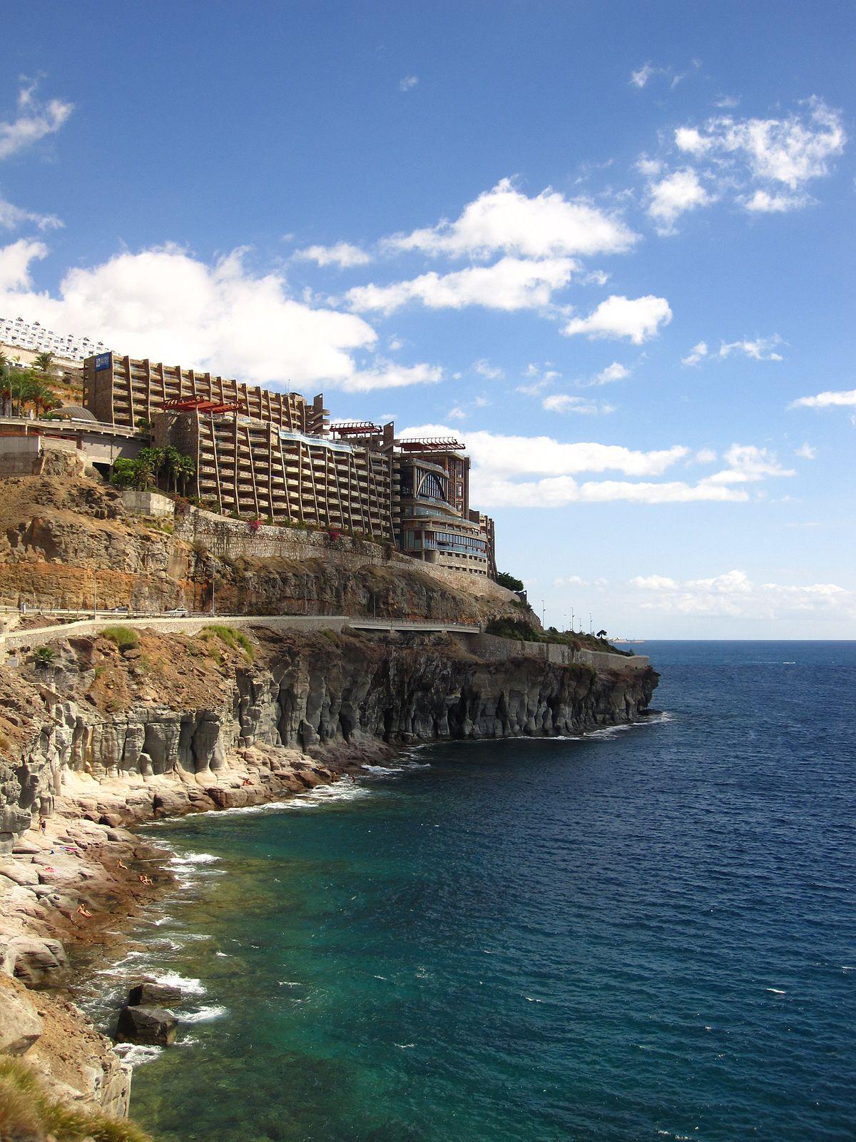 Puerto Rico de Gran Canaria - Wikipedia