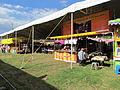 Puestos de comida y articulos Feria del Mole 2014.JPG