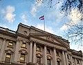 Purple flag in HM Treasury for 2018 IDPD.jpg
