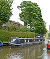QE III in the Leeds & Liverpool Canal (8916472122).jpg
