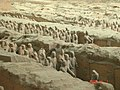 Qin Shihuang Terracotta Army, Pit 1 (9891950125).jpg