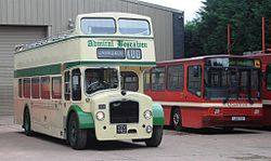 Quantock Motor Services VDV752 and L618TDY.jpg