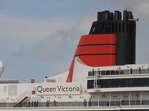 Queen Victoria Funnel Tallinn 9 July 2012.JPG