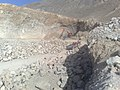 Quetta Lime Stone at Eastern by pass - panoramio.jpg