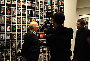 Maison européenne de la photographie - Robert Delpire, exhibition view, 2010