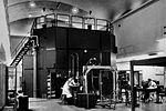 Reaktoren R1 under KTH i Stockholm