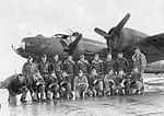 RAF Chelveston - 305th Bombardment Group - First raid on Germany Crew.jpg