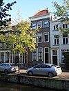foto van Pand ter breedte van drie vensterassen, parterre met twee verdiepingen