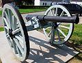 RML 9-pounder 6-cwt Gun, Royal Artillery Park, Halifax, Nova Scotia.JPG