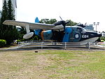 ROCAF HU-16 1024 Display at Aviation Museum 20130928b.jpg