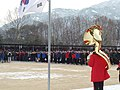 ROKA 306th Replacement Battalion - Enlisted Soldiers at the Paradeground 06.jpg