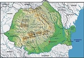 romania kart Romania – Wikipedia romania kart
