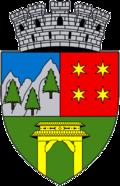 Săcele coat of arms