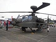 RSAF AH-64D Longbow Apache