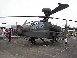 English: RSAF AH-64D Longbow Apache