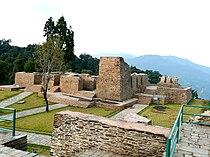Rabdentse Palace, Sikkim, India.jpg