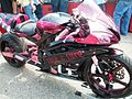 Race for the cure Aids Bike at Black Bike Week 2010.jpg