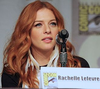 Rachelle Lefevre - Lefevre at Comic-Con International, 2013