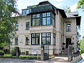 Ernst Robert Richter rental villa