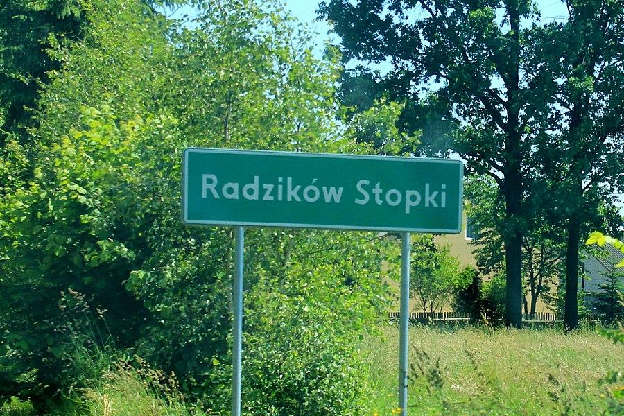 Radzików-Stopki