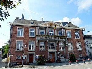 Raeren - Image: Raeren Gemeentehuis