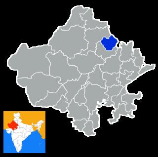 Jhunjhunu district District of Rajasthan in India