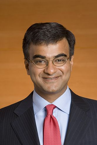 Rajiv Ghatalia - Rajiv Ghatalia, an Indian-American businessman